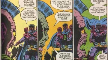 Off the Wall, Episode #002: Sociopaths, Detective Animals, and Herb Trimpe