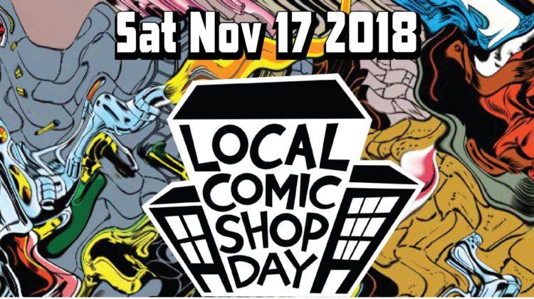 Local Comic Shop Day